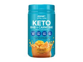 Keto BHB + Carnitine - Orange Mango