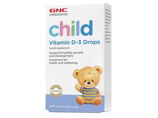 Child Vitamin D-3 Drops