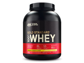 100% Whey Gold Standard Banana Cream