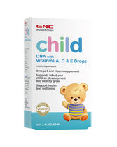 Child DHA with Vitamins A, D & E Drops