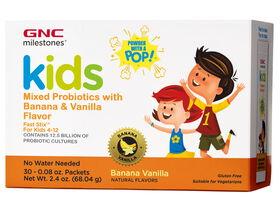 Kids Mixed Probiotic Fast Stix™ Banana & Vanilla Flavor