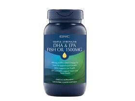 Triple Strength DHA & EPA Fish Oil 1500mg