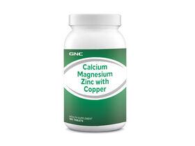 Calcium Magnesium Zinc with Copper
