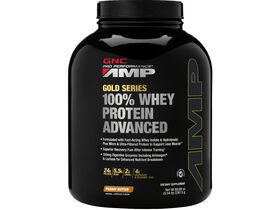 Gold Series 100% Whey Protein Advanced Peanut Butter