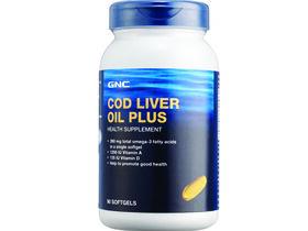 Cod Liver Oil Plus