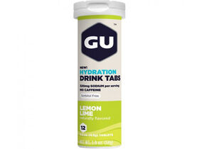Hydration Drink Tabs Lemon Lime