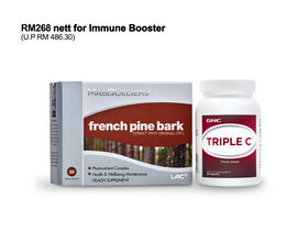 Immune Booster Bundle RM268 Nett [Online Exclusive]