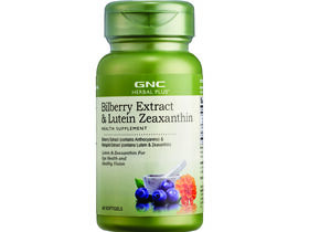 Bilberry Extract and Lutein Zeaxanthin