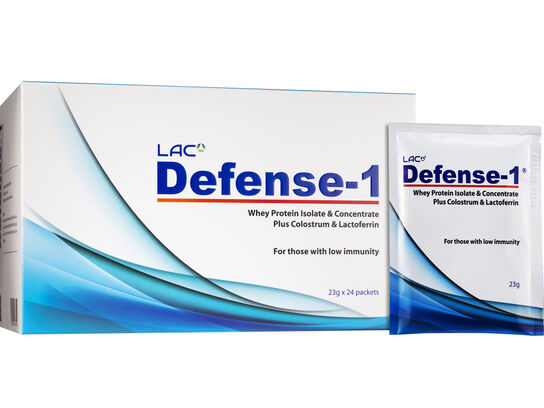 LAC Defense-1 24 packets (box with sachet)
