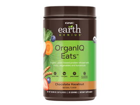 OrganIQ Eats Chocolate Hazelnut