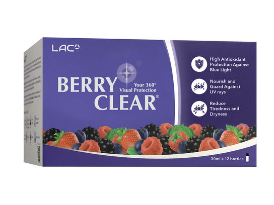 Berry Clear