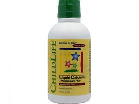 Liquid Calcium/Magnesium Plus Orange
