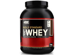 100% Whey Gold Standard Double Rich Chocolate