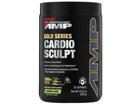 AMP Gold Series Cardio Sculpt Lemon Lime