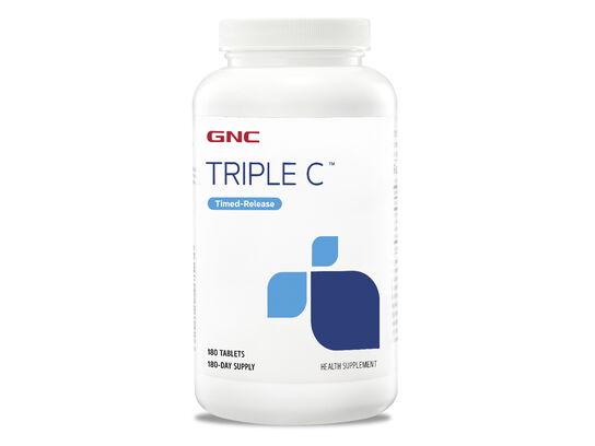 Triple C 1000 Timed Release 180 Tablets