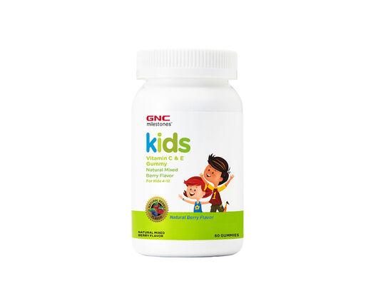 Kids Vitamin C & E Gummy