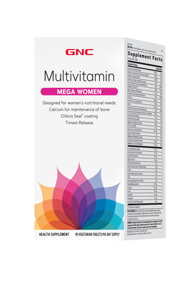 Multivitamin Mega Women