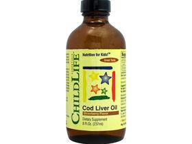 Pure Cod Liver Oil Strawberry Flavour
