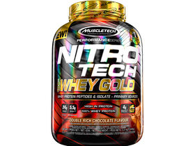 Performance Series 100% Whey Gold Double Rich Chocolate